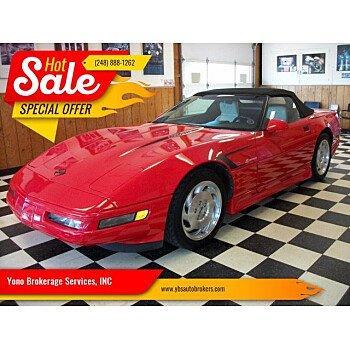 1993 Chevrolet Corvette for sale 101307436