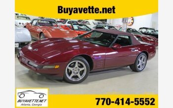 1993 Chevrolet Corvette for sale 101322166