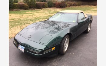 1993 Chevrolet Corvette Convertible for sale 101334063