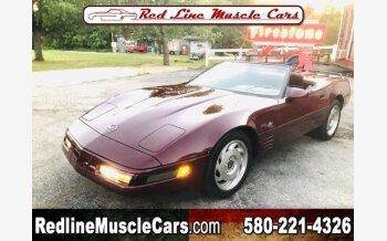1993 Chevrolet Corvette Convertible for sale 101341929
