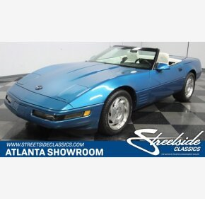 1993 Chevrolet Corvette Convertible for sale 101367358