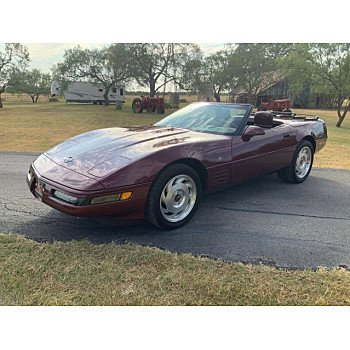 1993 Chevrolet Corvette for sale 101404765