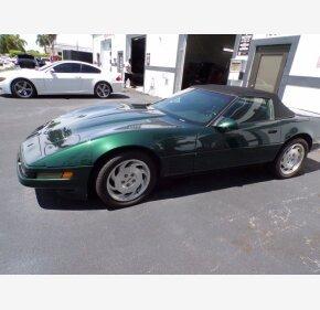 1993 Chevrolet Corvette Convertible for sale 101407266