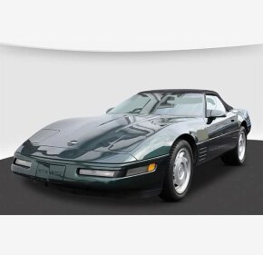 1993 Chevrolet Corvette Convertible for sale 101407266