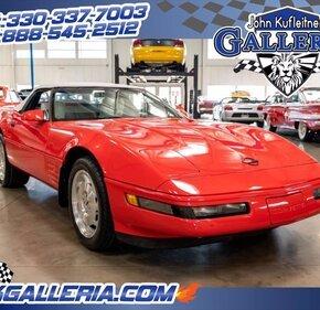1993 Chevrolet Corvette Convertible for sale 101414571