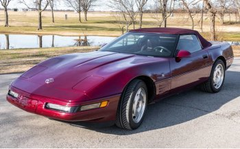 1993 Chevrolet Corvette Convertible for sale 101432397
