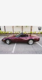 1993 Chevrolet Corvette for sale 101438445