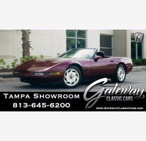 1993 Chevrolet Corvette for sale 101458050