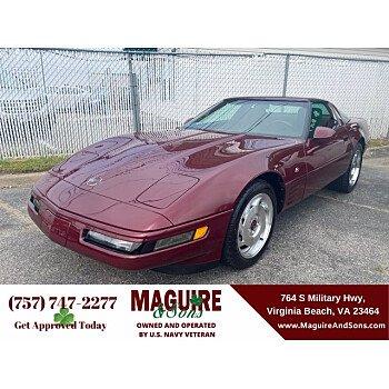 1993 Chevrolet Corvette Coupe for sale 101507423