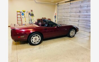 1993 Chevrolet Corvette Convertible for sale 101525063