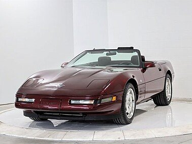 1993 Chevrolet Corvette Convertible for sale 101543868