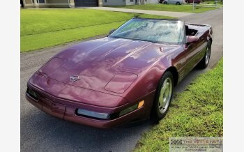 1993 Chevrolet Corvette Convertible for sale 101389441