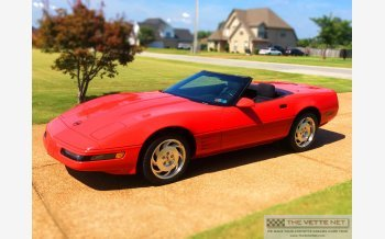 1993 Chevrolet Corvette Convertible for sale 101389455