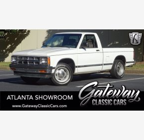 1993 Chevrolet S10 Pickup 2WD Regular Cab for sale 101383505