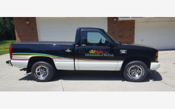 1993 Chevrolet Silverado 1500 2WD Regular Cab for sale 101076679