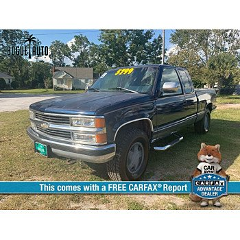1993 Chevrolet Silverado 1500 4x4 Extended Cab for sale 101210177