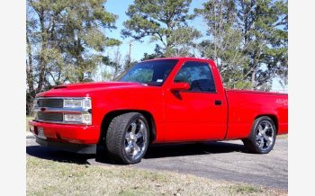 1993 Chevrolet Silverado 1500 2WD Regular Cab 454 SS for sale 101286230