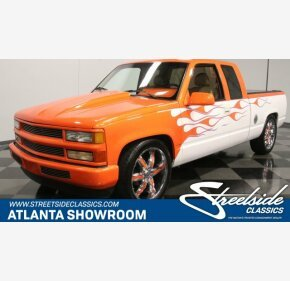 1993 Chevrolet Silverado 1500 for sale 101297601