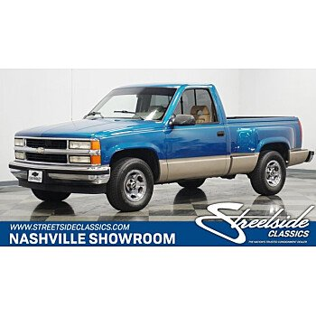 1993 Chevrolet Silverado 1500 2WD Regular Cab for sale 101437317