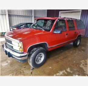 1993 chevrolet suburban 454