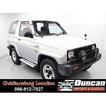 1993 Daihatsu Rocky for sale 101200444