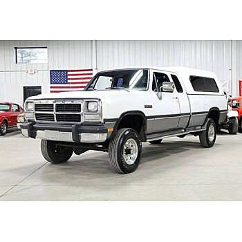 1993 Dodge D/W Truck 2WD Club Cab D-250 for sale 101119061