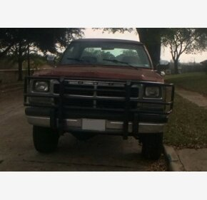 1993 Dodge D/W Truck for sale 101248036