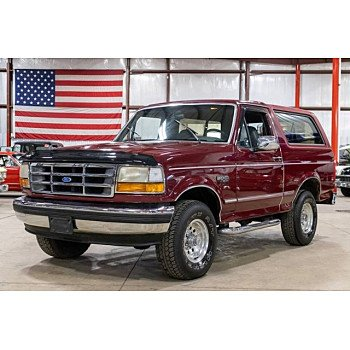 1993 Ford Bronco for sale 101297553