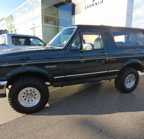 1993 Ford Bronco XLT for sale 101439917