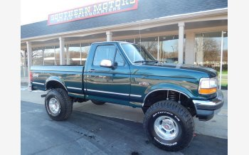 1993 Ford F150 4x4 Regular Cab XL for sale 101255789