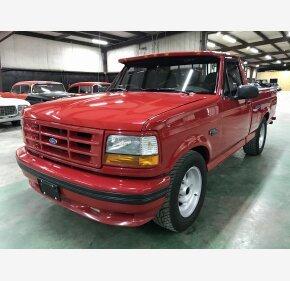 1993 Ford F150 2WD Regular Cab Lightning for sale 101288130