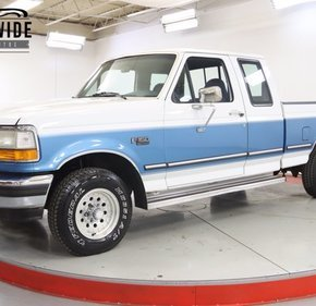 1993 Ford F150 4x4 SuperCab XL for sale 101427464