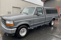 1993 Ford F150 2WD Regular Cab XL for sale 101432325