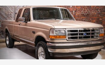 1993 Ford F150 4x4 SuperCab XL for sale 101562210