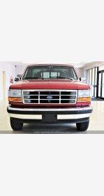 1993 Ford F150 4x4 Regular Cab XL for sale 101181478