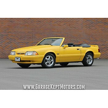 1993 Ford Mustang LX V8 Convertible for sale 100997203
