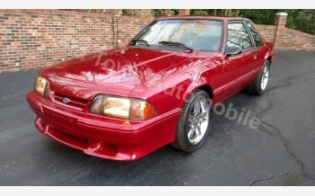 1993 Ford Mustang LX V8 Coupe for sale 101074866
