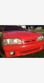 1993 Ford Mustang Cobra Hatchback for sale 100774333
