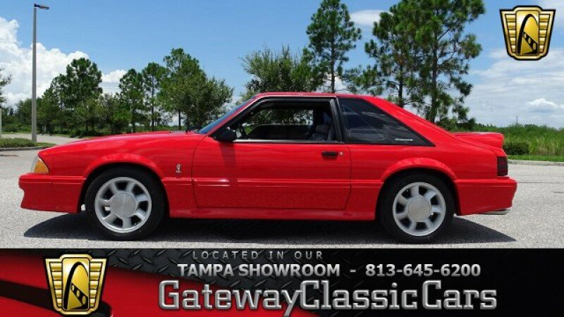 1993 Ford Mustang Classics For Sale Classics On Autotrader