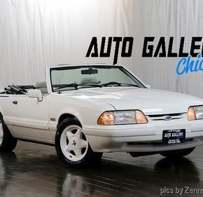 1993 Ford Mustang LX V8 Convertible for sale 101031015