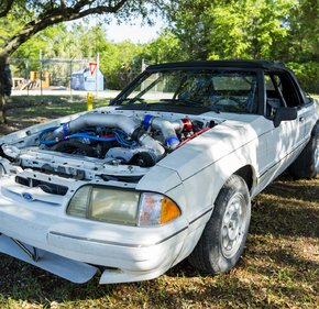1993 Ford Mustang LX Convertible for sale 101048120