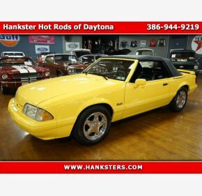 1993 Ford Mustang LX V8 Convertible for sale 101066712