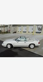 1993 Ford Mustang LX V8 Convertible for sale 101100282