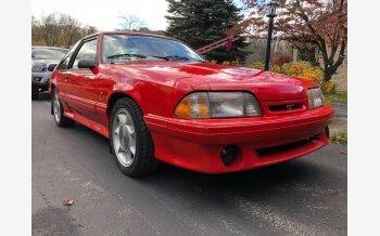 1993 Ford Mustang Cobra Hatchback for sale 101109502