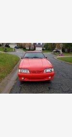 1993 Ford Mustang Cobra Hatchback for sale 101124901