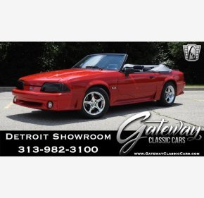 1993 Ford Mustang GT Convertible for sale 101175132