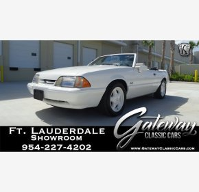 1993 Ford Mustang LX V8 Convertible for sale 101180012