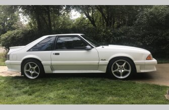 1993 Ford Mustang GT Hatchback for sale 101211287