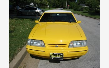 1993 Ford Mustang LX Convertible for sale 101232255
