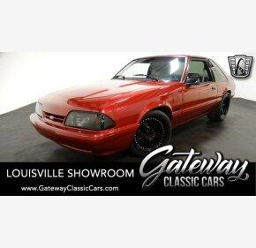 1993 Ford Mustang LX V8 Hatchback for sale 101243588
